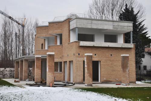 Realizzazione nuova abitazione unifamiliare