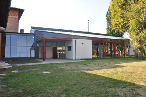 Ampliamento scuola materna F. Aporti
