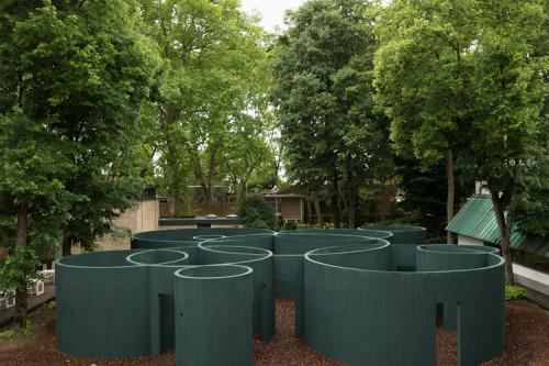Realizzazione padiglione per la XV Biennale di architettura di Venezia
