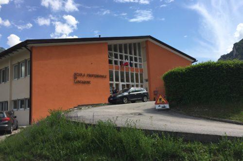 Lavori di ristrutturazione e adeguamento scuola professionale ENAIP Veneto di Longarone