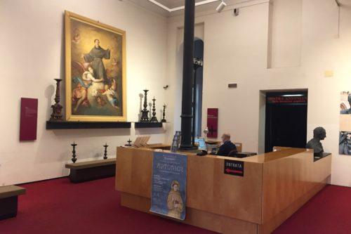 Sistemazione ingresso Musei Antoniani presso la Basilica di Sant'Antonio a Padova